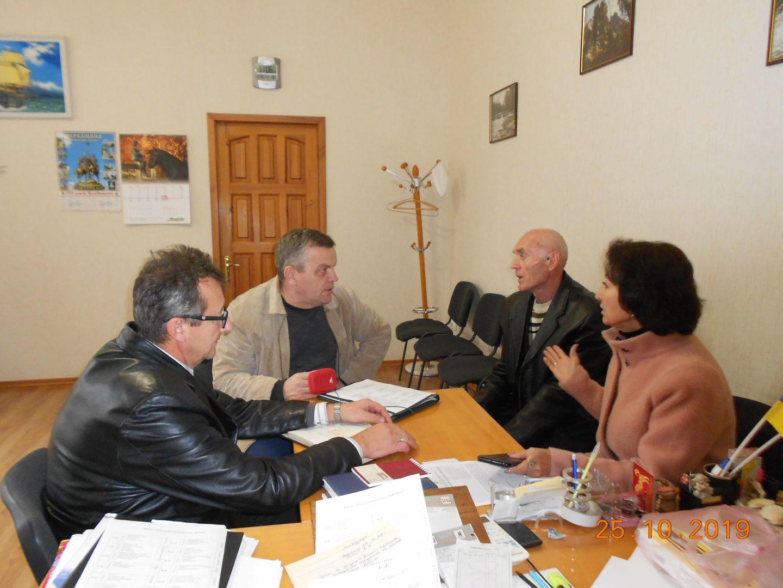 Робоча поїздка до Донецького обласного навчального центру підготовки, перепідготовки та підвищення кваліфікації кадрів АПК