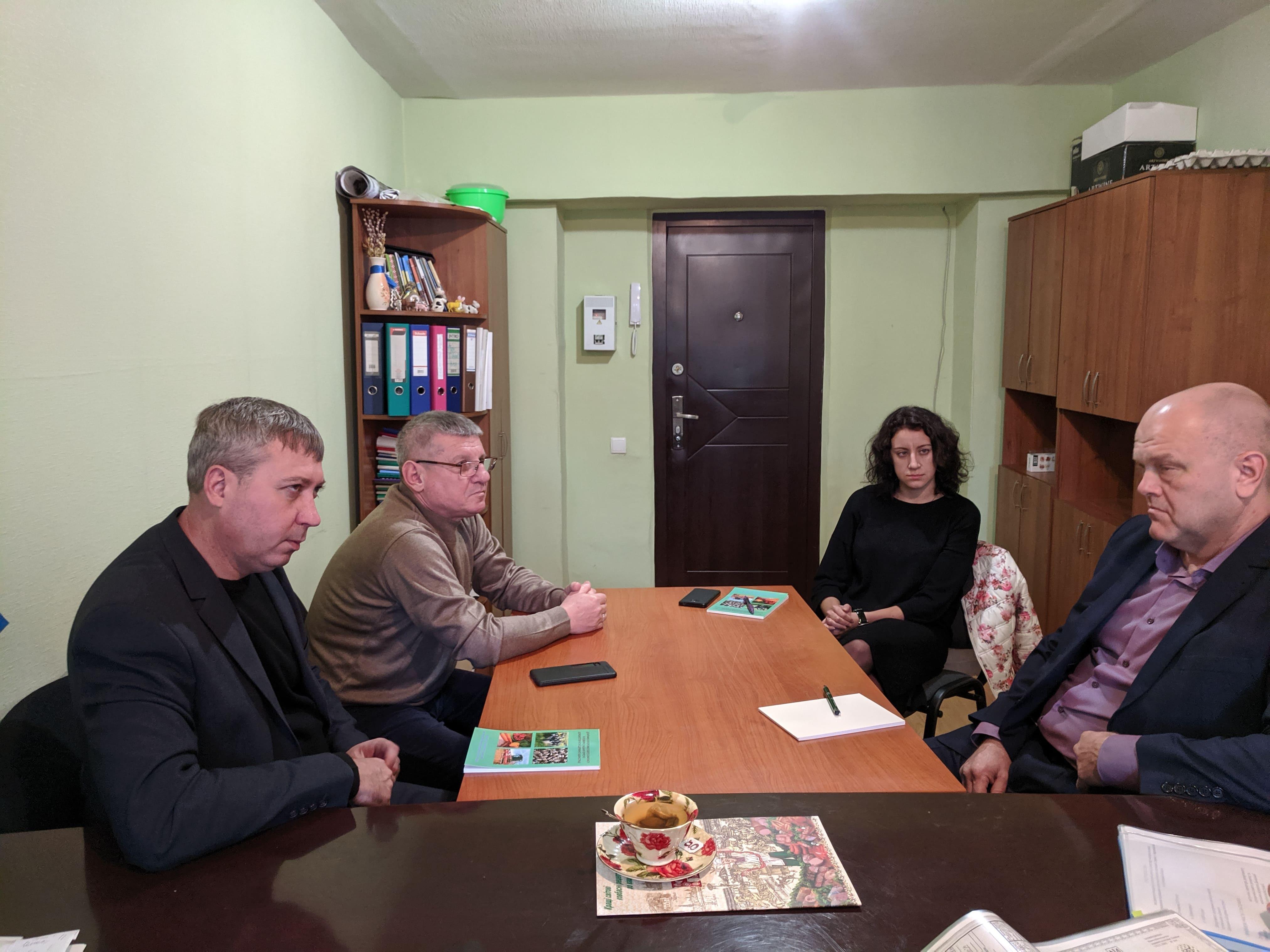 Відбулося засідання регіональної експертної комісії з розгляду матеріалів щодо присвоєння відповідних статусів суб'єктам племінної справи у тваринництві по Донецькій області.