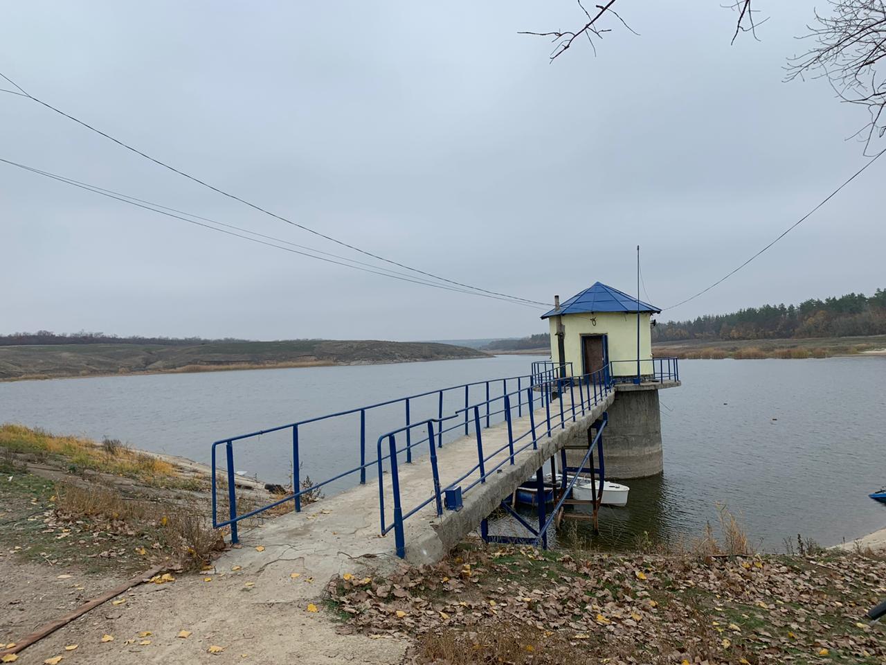 Обласна комісія обстежила водні об'єкти у Волноваському та Великоновосілківському районах