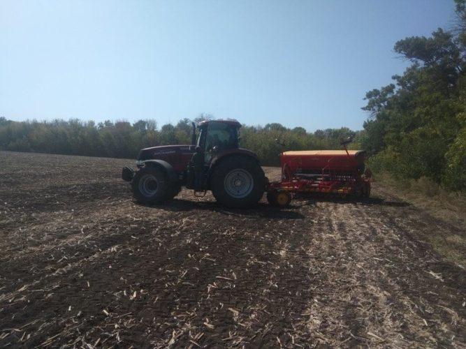 Стан справ у галузі рослинництва в Донецькій області(на 30.09.2019)