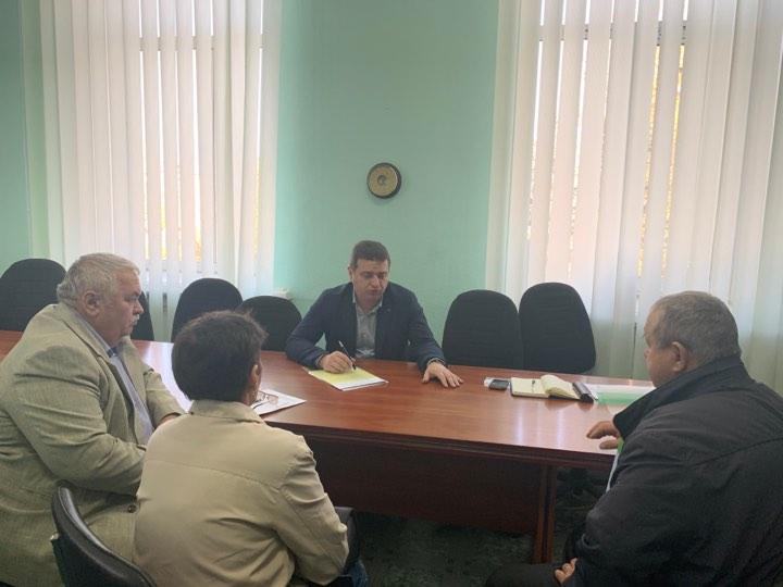 Відбувся виїзний прийом громадян в Олександрівській РДА