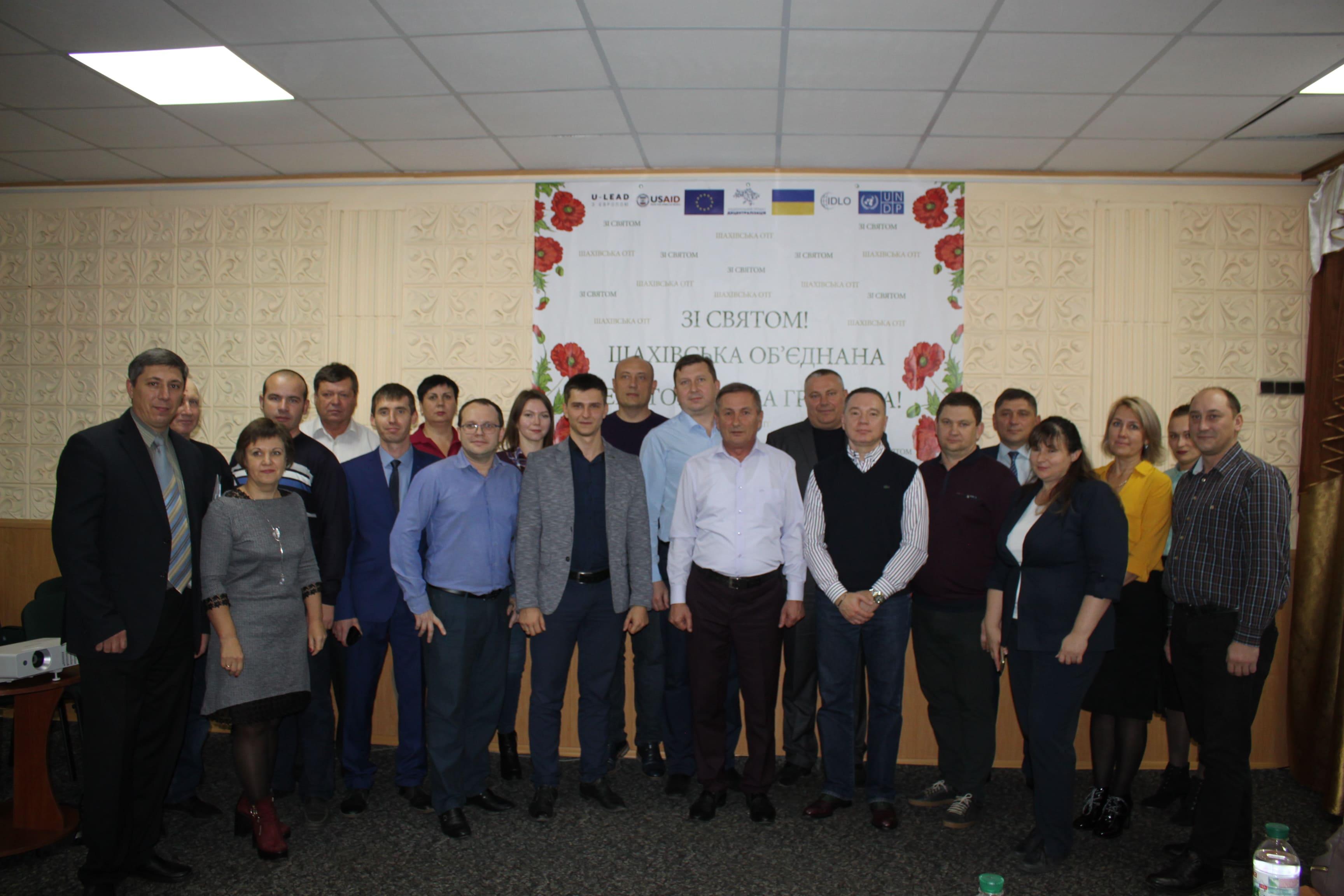Спеціалісти департаменту взяли участь у заході з підписання Протоколу про наміри, щодо реалізації Проекту міжнародної технічної допомоги «Програма підтримки аграрного і сільського розвитку в Україні»