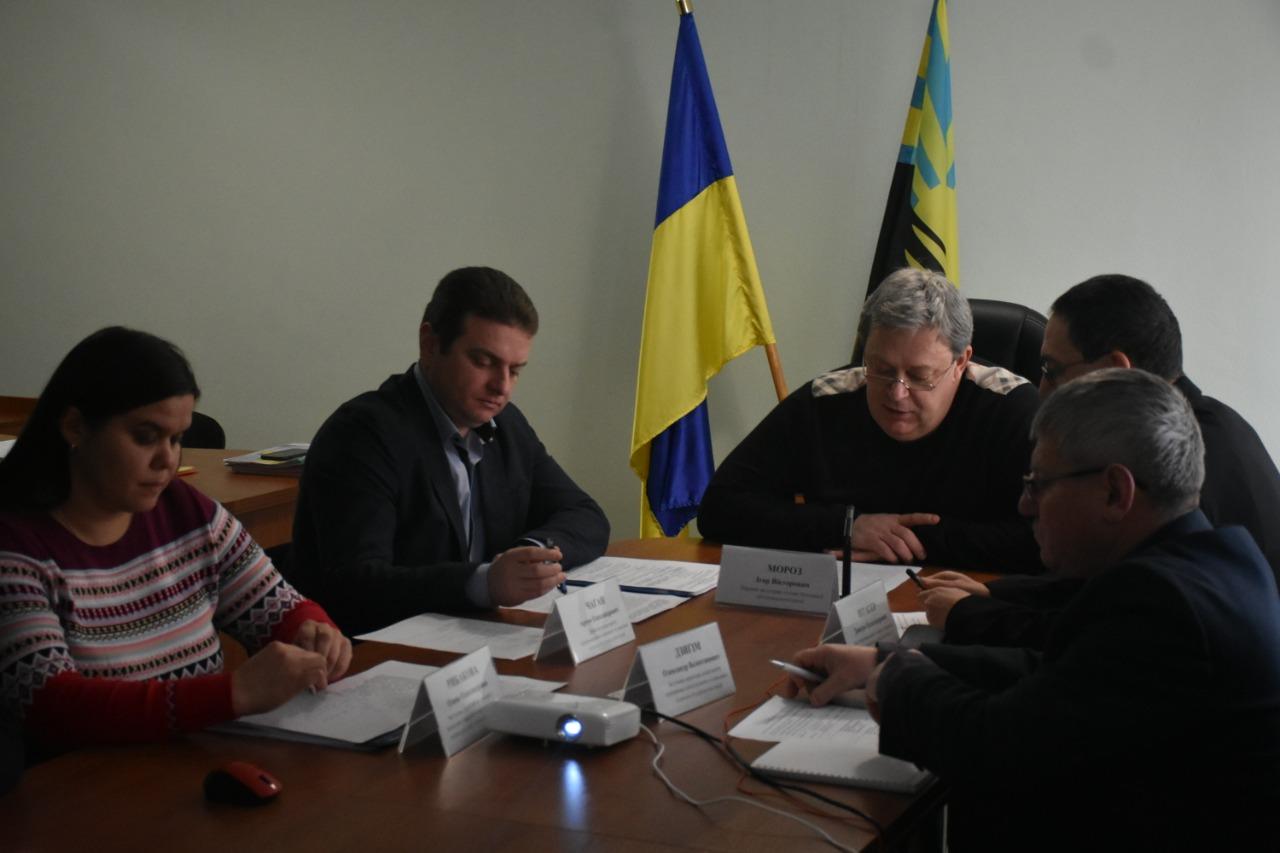 У форматі відеоконференції ознайомили представників органів місцевого самоврядування зі змінами у земельному законодавстві