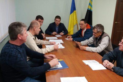 Засідання обласної комісії з визначення попередніх обсягів компенсації здійснених витрат на розвиток виноградарства, садівництва і хмелярства