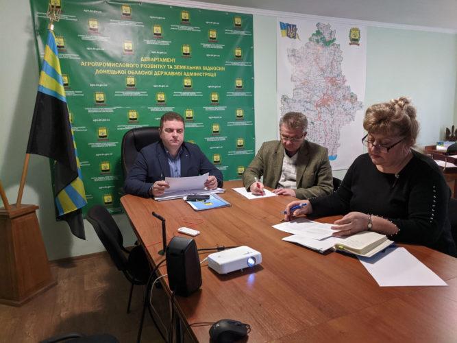 Пташиний грип Донецькій області не загрожує - обговорили на селекторній нараді з Мінекономрозвитку