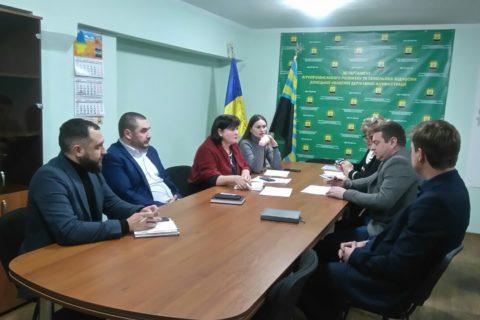 Спеціалісти департаменту провели робочу зустріч з представниками банків для визначення проблемних питань