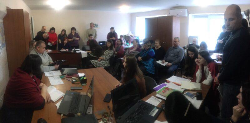 Відбувся семінар-тренінг на тему «Фінансовий контроль та моніторинг способу життя»