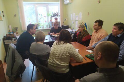 відбувся захід у форматі «круглого столу» за участю експерта проекту USAID «Економічна підтримка східної України»