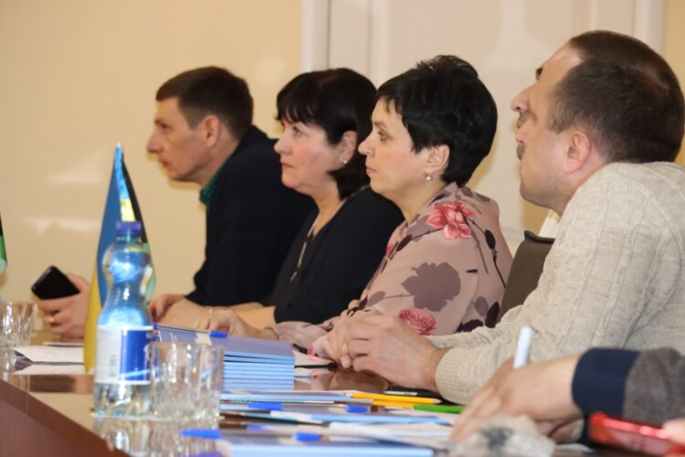 Інформаційні зустрічі з мешканцями об'єднаних територіальних громад