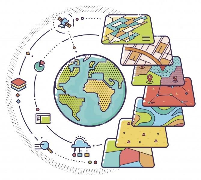 Верховна Рада України на позачерговому засіданні ухвалила закон «Про національну інфраструктуру геопросторових даних» (законопроєкт №2370).