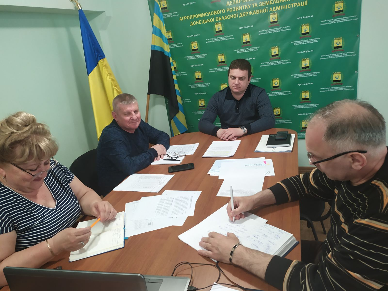 Відбулася селекторна нарада з Мінекономіки з питань посівної, держпідтримки АПК та земельної реформи
