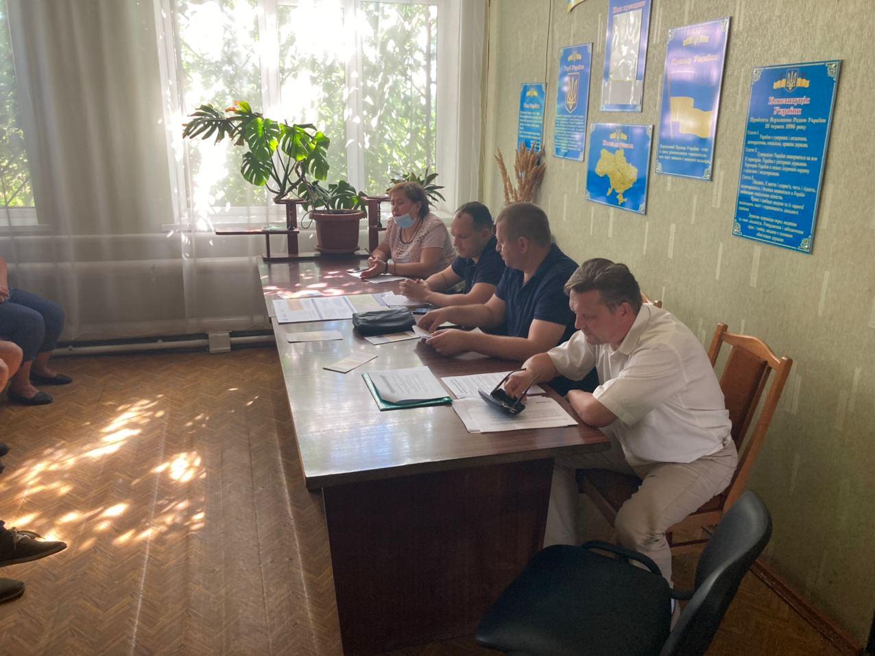 Шахівській та Криворізькій ОТГ відбулися виїзні семінари з питань розвитку СОК та впровадження земельної реформи