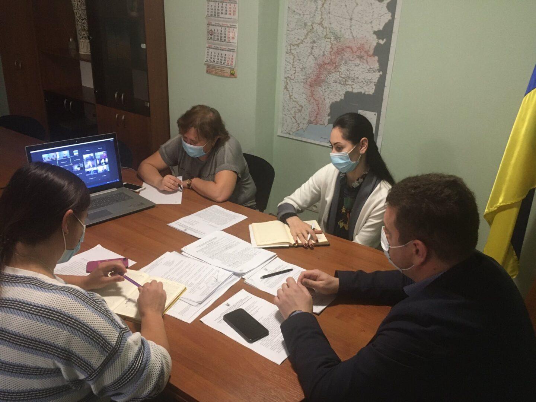 Відбулась онлайн конференція стосовно правового врегулювання питань оренди водних об'єктів
