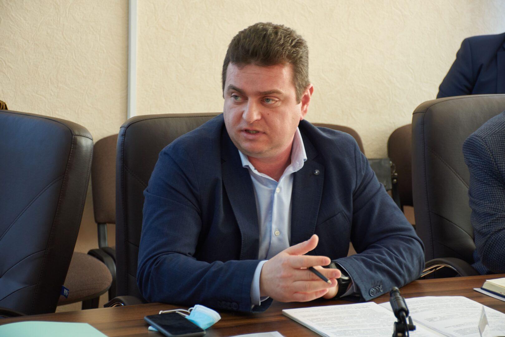 На засіданні колегії розглянули звіт про хід виконання комплексної програми економічного розвитку сільських територій Донецької області на 2018-2020 роки