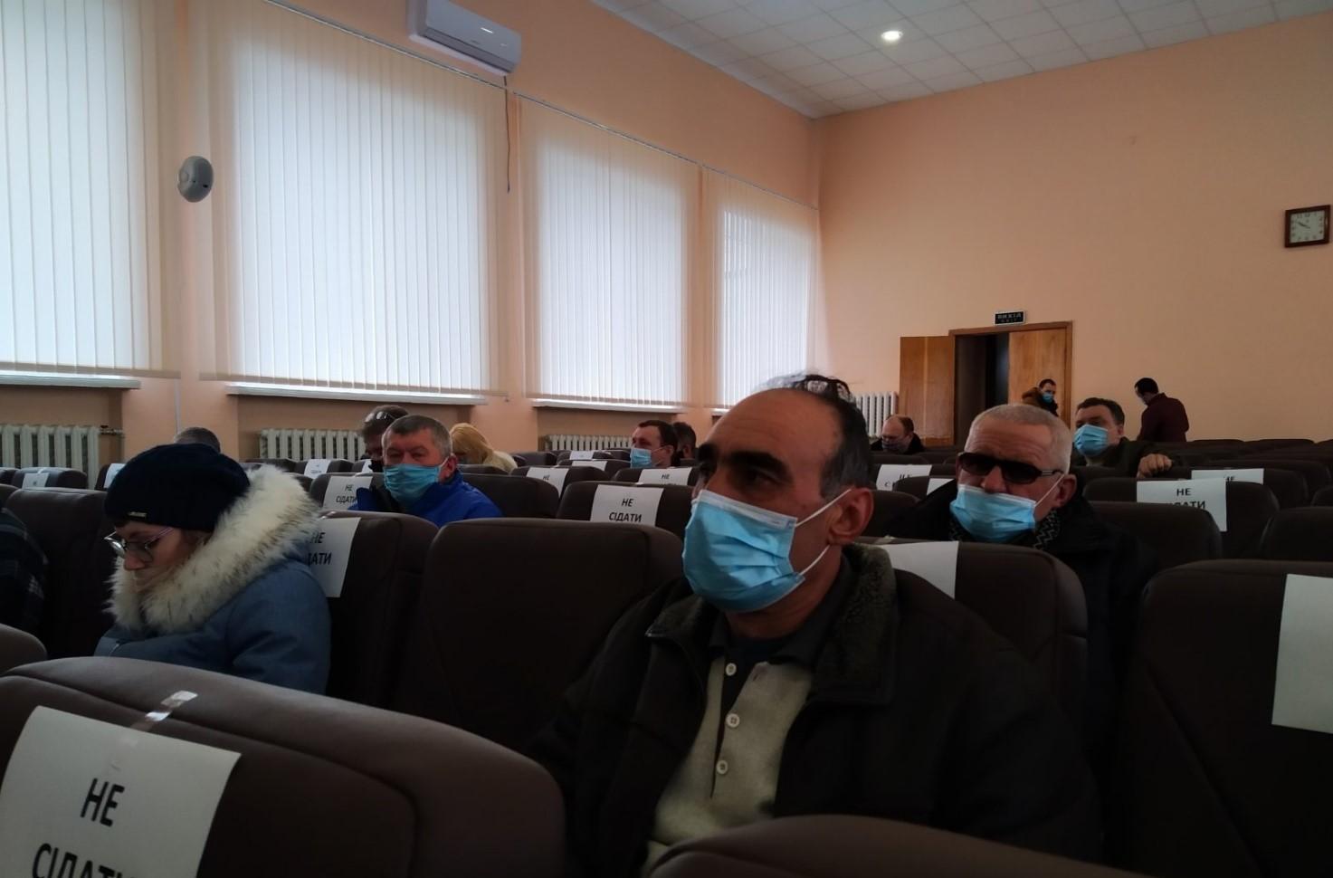 Проведенні загальні збори громадської організації «Волноваська спілка пасічників»