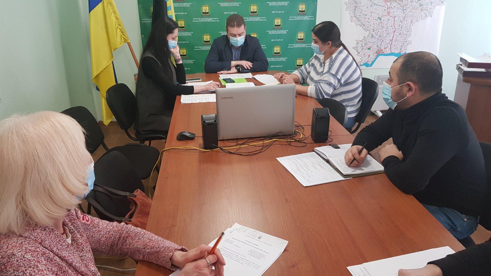Відбулось засідання обласної Робочої групи з обстеження водних об'єктів