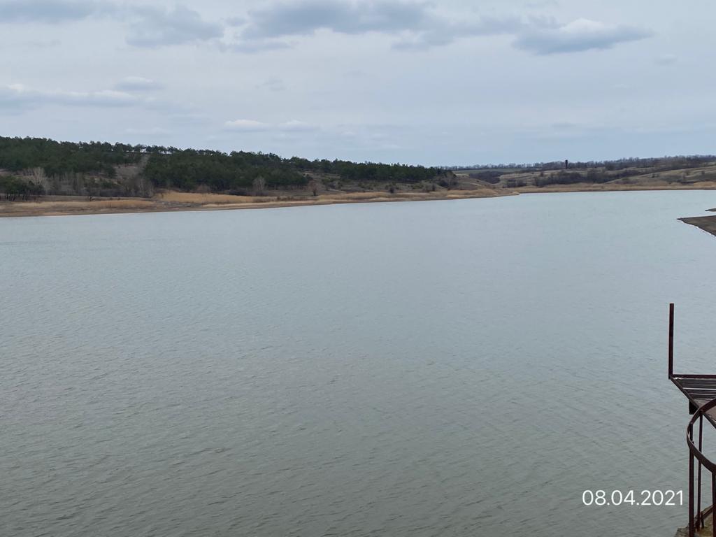 Робоча група проводить обстеження водних об'єктів