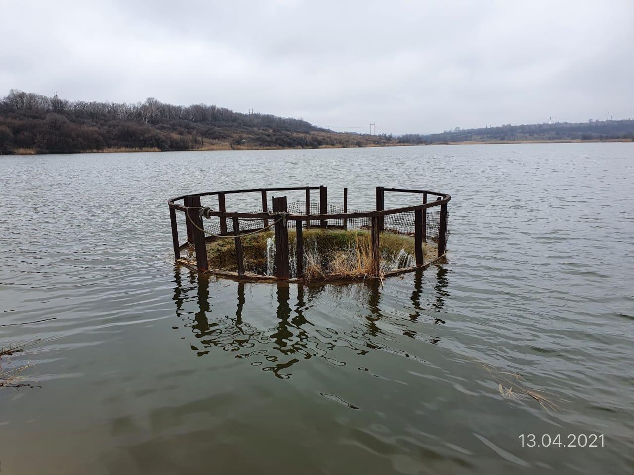 Робоча група обстежила водні об'єкти Покровського району