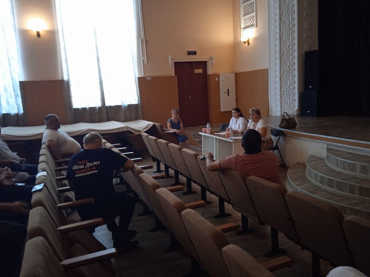2 липня проведено семінари територіальних громад Донецької області