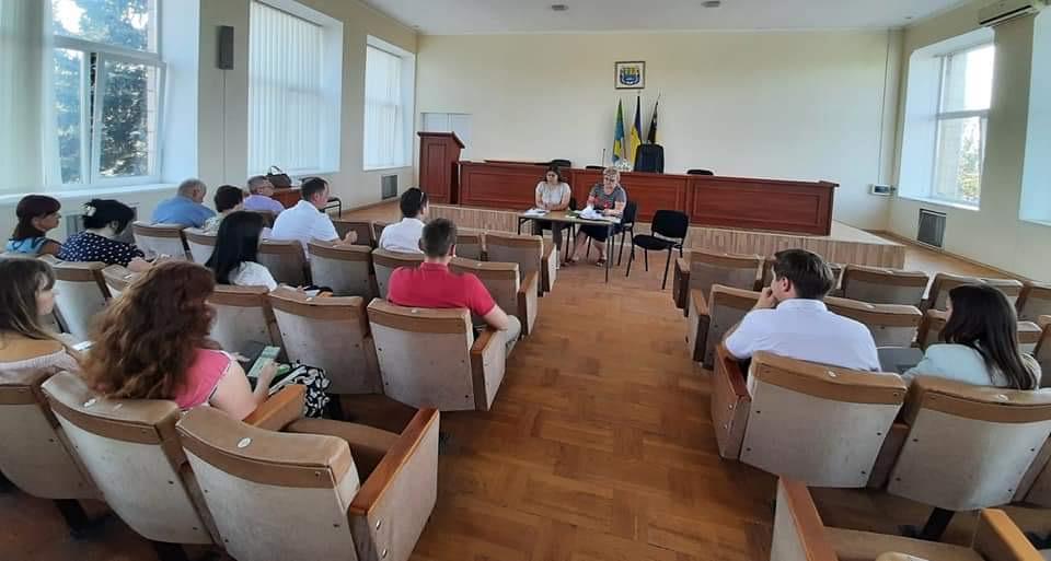 16 липня проведено семінари у Нікольській та Мангушській селищних радах.