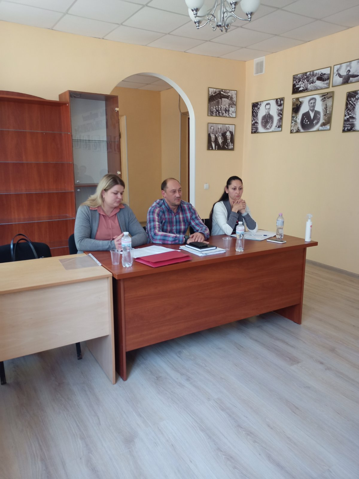 Представниками департаменту було обговорено широке коло питань під час проведення семінарів в Андріївській сільській та Дружківській міській радах
